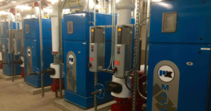 Patterson-Kelley Commercial Condensing MACH Boilers